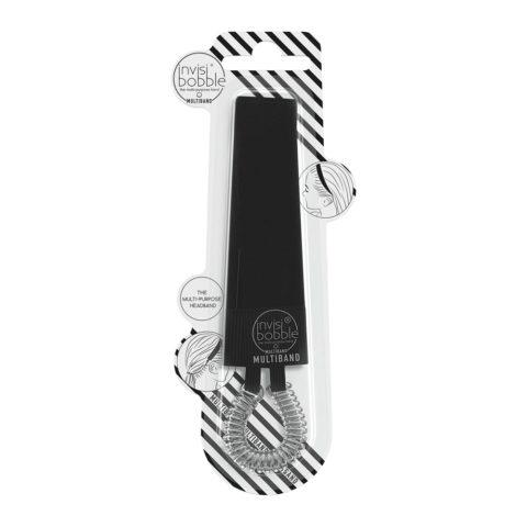Invisibobble Multiband Schwarzes Haarband