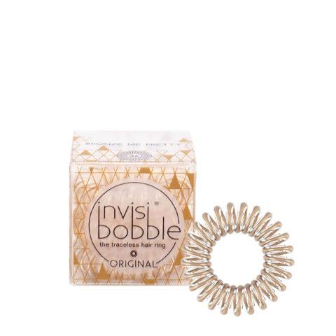 Invisibobble Original Bronze Haar elastisch