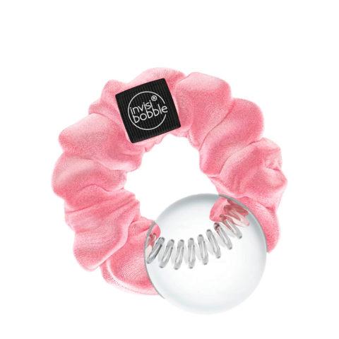Invisibobble Sprunchie Pastellrosa Samt Vintage Haargummi