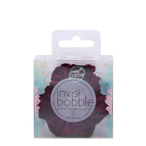Invisibobble Sprunchie Pink Velvet Vintage Haarband