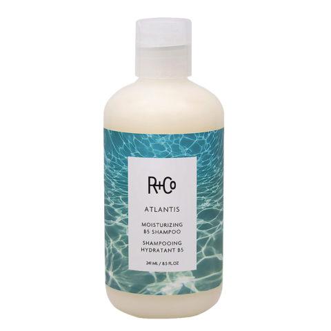 R+Co Atlantis Feuchtigkeitsspendendes Shampoo für trockenes Haar 241ml