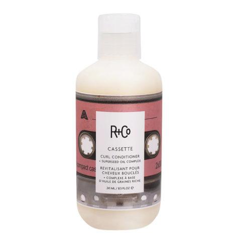 R+CoCassette Conditioner für lockiges Haar 241ml