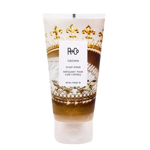 R+Co Crown Scalp Kopfhautpeeling 147ml