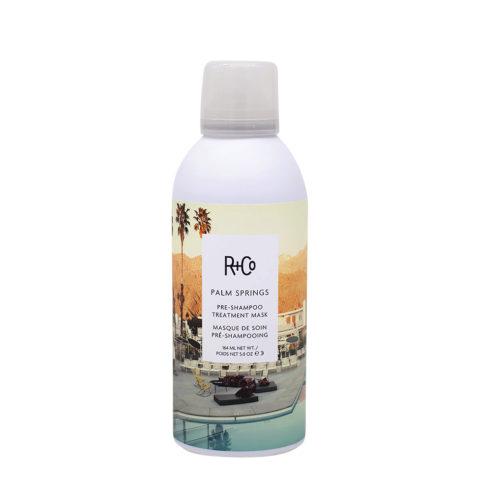 R+Co Palm Spring Pre Shampoo Treatment Maske Für Beschädigte Haare 164ml