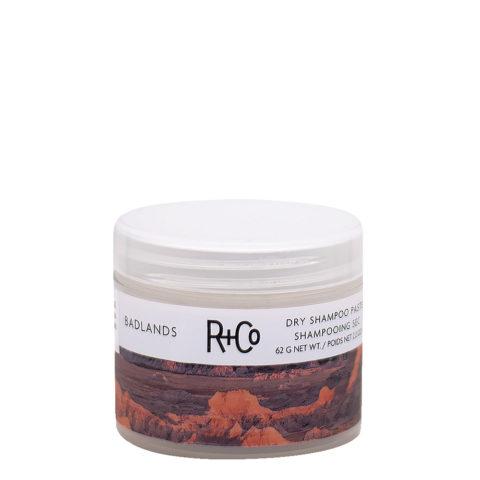 R+Co Badlands Dry Shampoo Paste Trockenshampoo 62gr