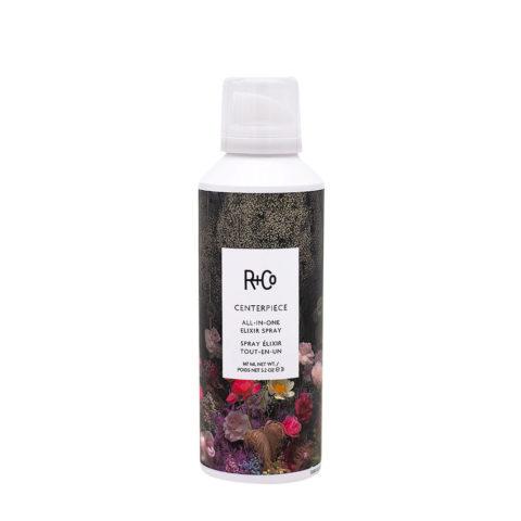 R+Co Centerpiece All in One Elixir Spray Feuchtigkeitsspendendes Sprühöl 147ml