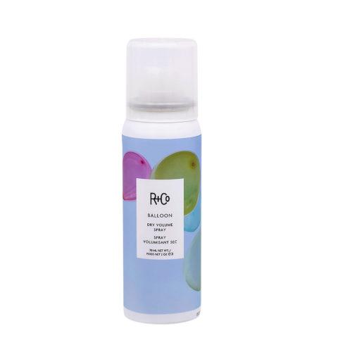 R+Co Balloon Dry Volume Trockenes Volumizing Spray 70ml