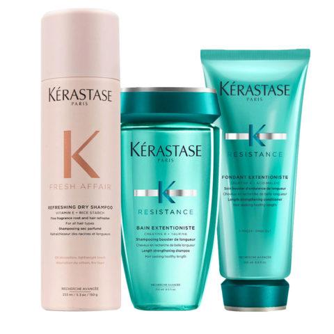 Kerastase Fresh Affair + Extentioniste Set für langes und sensibilisiertes Haar