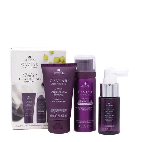Alterna Caviar Clinical Densifying Trial Kit Box - für feines und schütteres Haar