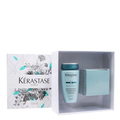 Kerastase Resistance Geschenkbox für strapaziertes Haar