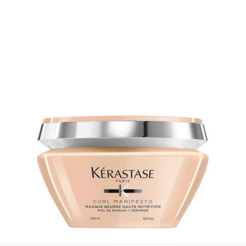 Kerastase Curl Manifesto Masque Beurre Nourrissant 200ml - pflegende Maske für lockiges Haar
