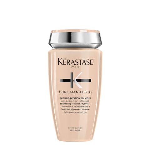 Kerastase Curl Manifesto Bain Doux Hydratant 250ml - Shampoo für lockiges Haar