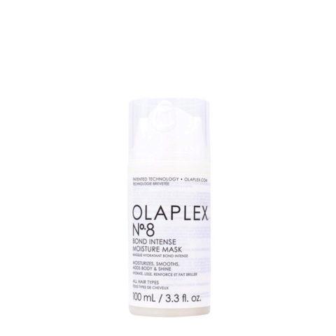 Olaplex N 8 Bond Intense Reparaturmaske für beschädigtes Haar 100ml