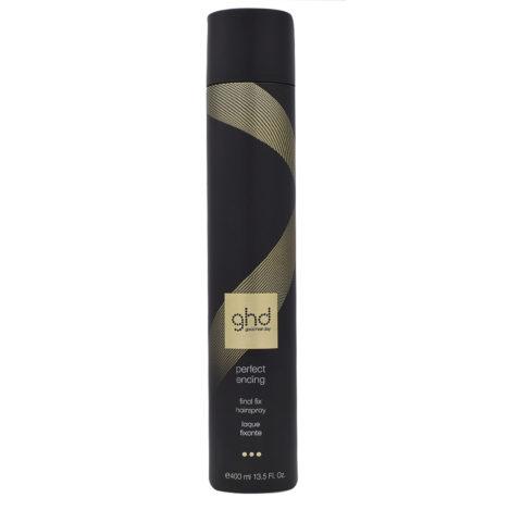 Ghd Perfect Ending - Final Fix Hairspray 400ml - Fester Haarspray für flexibler Halt