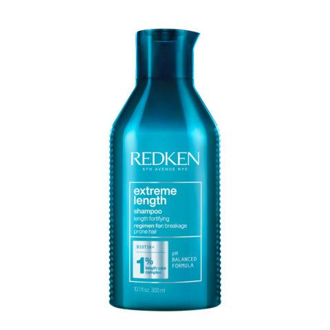 Redken Extreme Lenght Shampoo 300ml - Stärkendes Shampoo für langes Haar