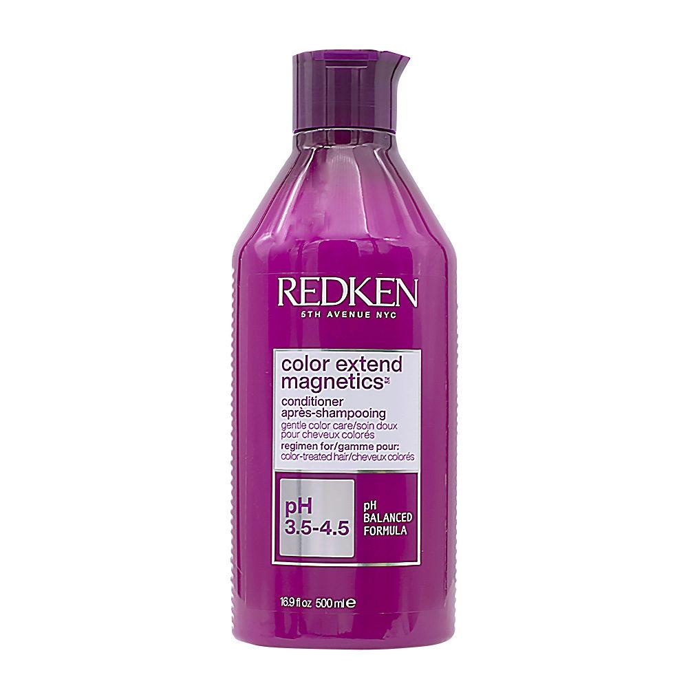 Redken Color Extend Magnetics Conditioner Spezialformat Conditioner für gefärbtes Haar 500ml