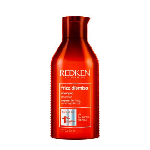 Redken Frizz Dismiss Shampoo 300ml - Anti Schuppen Shampoo