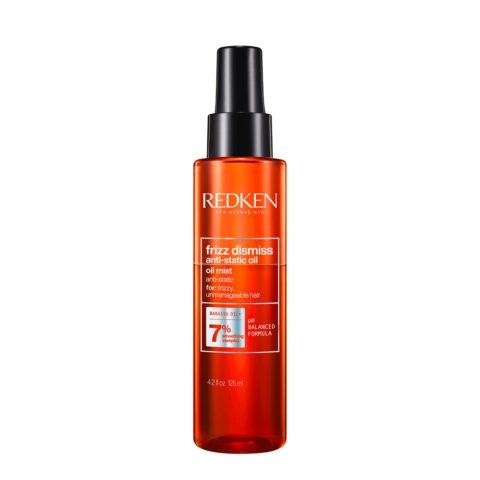 Redken Frizz Dismiss Anti-Static Oil 125ml - elektrisches Haaröl