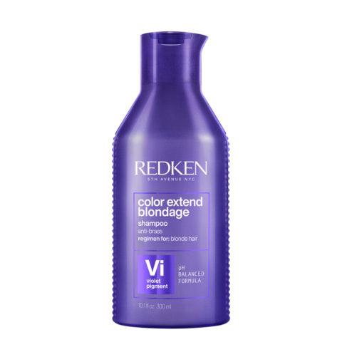 Redken Color Extend Blondage Shampoo 300ml - Anti-Gelb-Shampoo