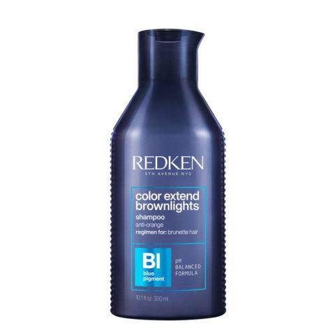 Redken Color Extend Brownlights Shampoo 300 ml - Shampoo für braunes Haar