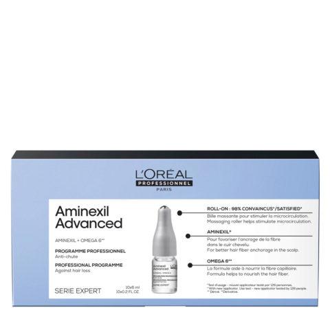 L'Oréal Professionnel Paris Serie Expert Scalp Aminexil Advanced 10x6ml