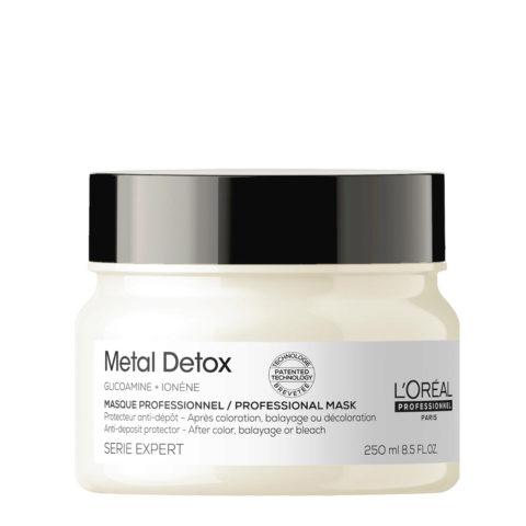 L'Oréal Professionnel Paris Serie Expert Metal Detox Anti-Metall-Wirkung Maske 250ml