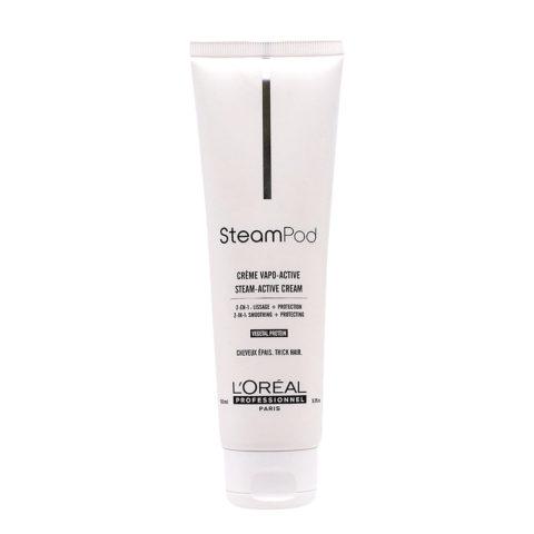 Steampod Crème Vapo Activée 150ml - Glättungscreme für dickes Haar
