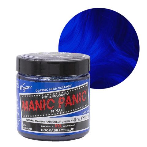 Manic Panic Classic High Voltage Rockabilly Blue 118ml - Semi-permanente Farbcreme