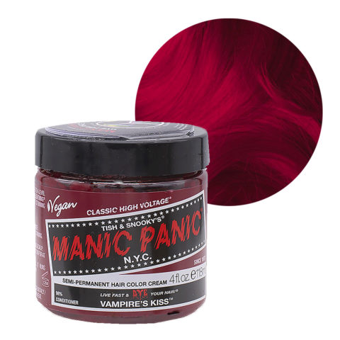Manic Panic  Classic High Voltage Vampire's Kiss  118ml - Semi-permanente Farbcreme