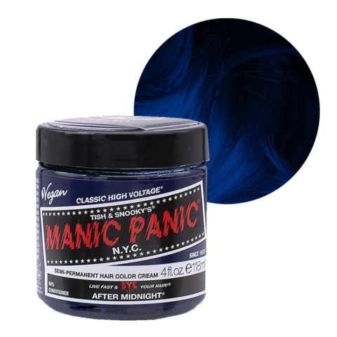 Manic Panic Classic High Voltage After Midnight  118ml - Semi-permanente Farbcreme