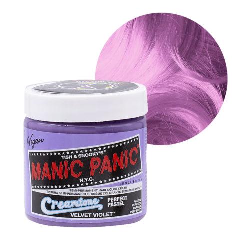 Manic Panic CreamTones Velvet Violet 118ml -  Semi-permanente Farbcreme