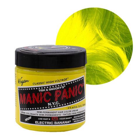 Manic Panic Classic High Voltage Electric Banana  118ml - Semi-permanente Farbcreme