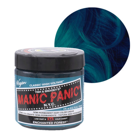Manic Panic Classic High Voltage Enchanted Forest  118ml - Semi-permanente Farbcreme