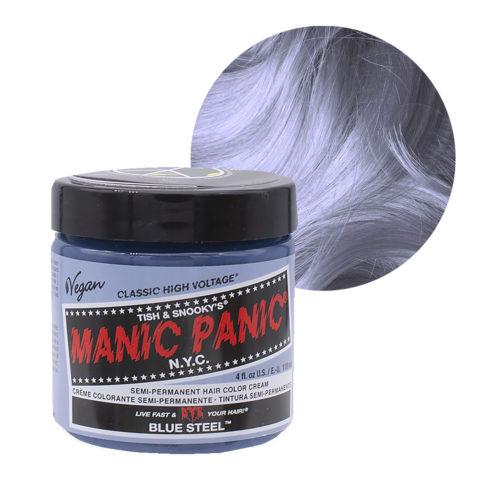 Manic Panic Classic High Voltage  Blue Steel 118ml  - Semi-permanente Farbcreme