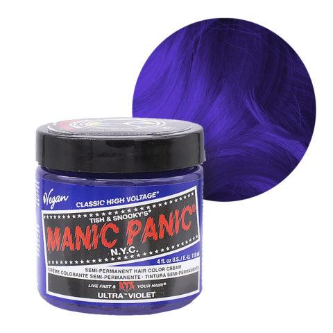 Manic Panic Classic High Voltage  Ultra Violet 118ml - Semi-permanente Farbcreme