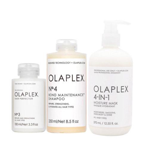Olaplex Kit N° 3 100ml  N°4 250ml  N°4in1 370ml