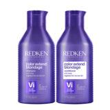 Redken Color Extend Blondage Kit Anti-Gelb Shampoo 300ml Conditioner 300ml