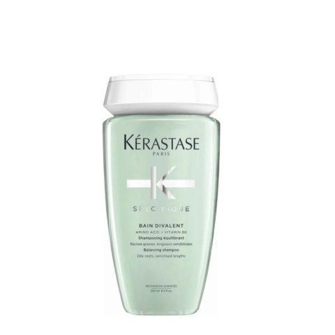 Kérastase Spécifique Bain Divalent Shampoo 250ml - ausgleichendes Shampoo für fettige Kopfhaut