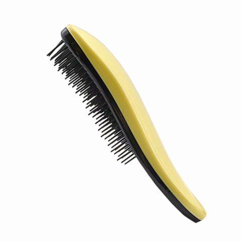 Labor Pro Detangler Gelb Knot Dissolver Brush