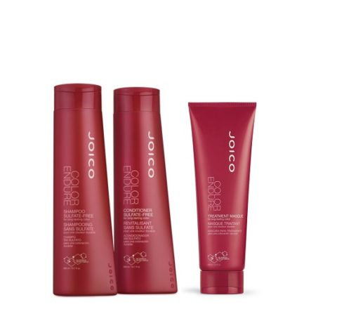 Joico Color endure Kit1 Shampoo   Conditioner   Treatment masque