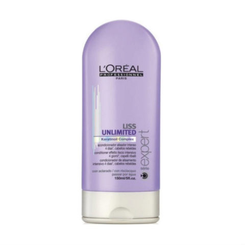 L'Oreal Liss Unlimited Keratinoil Complex Conditioner 150ml