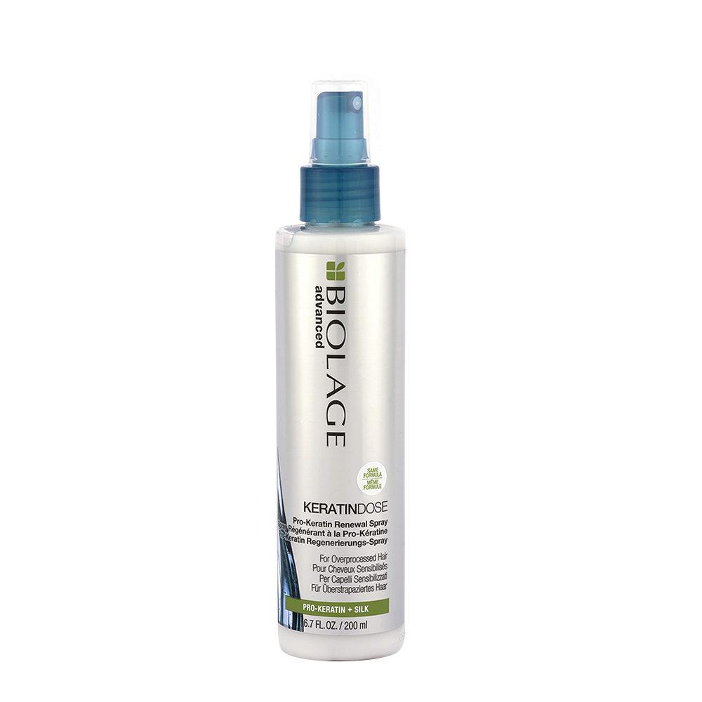 Biolage Advanced Keratindose Pro-Keratin Renewal Spray 200ml