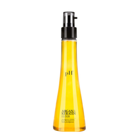 PH Laboratories Argan and Keratin Elixir 100ml - Umstrukturierungsserum
