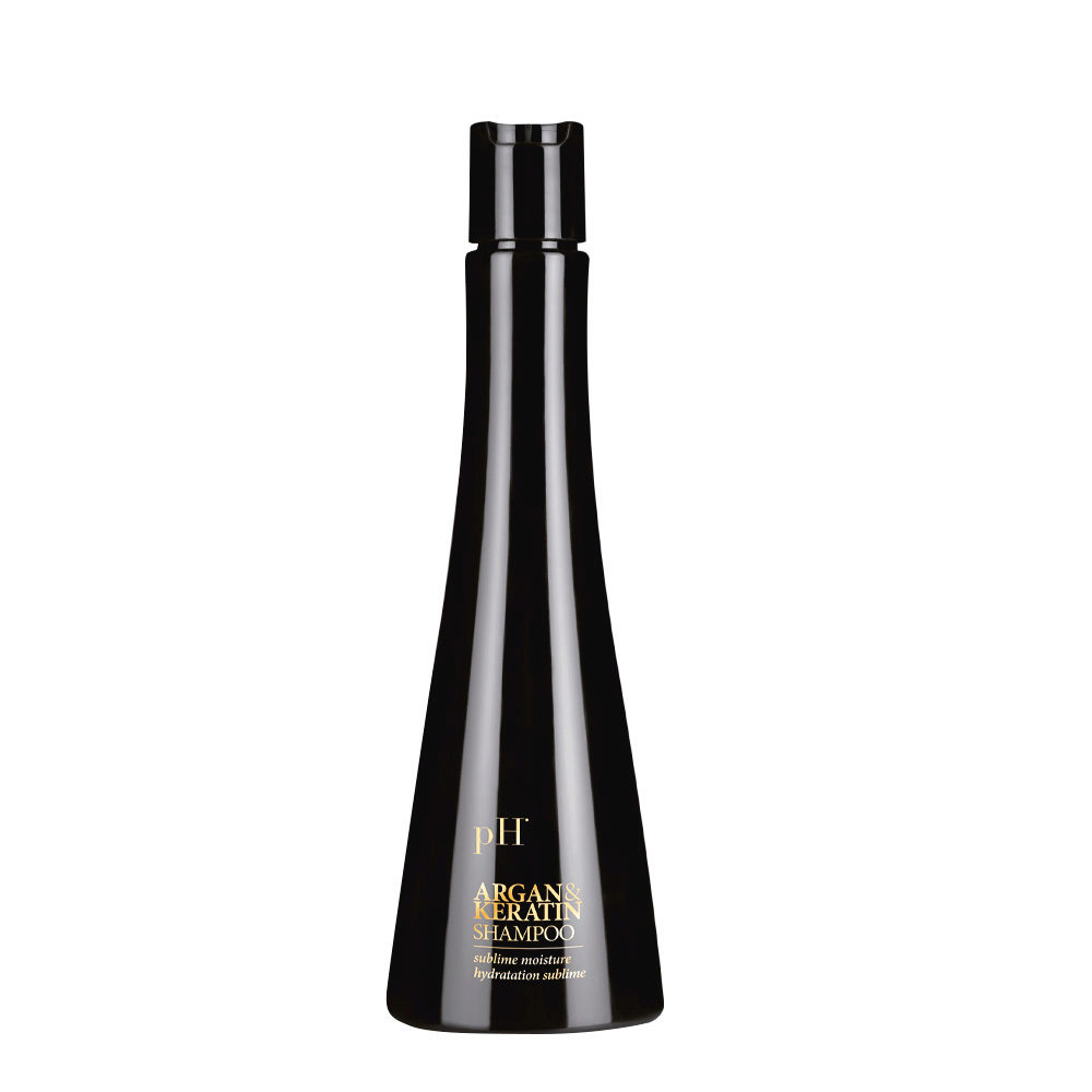 PH Laboratories Argan and Keratin Shampoo 250ml - Umstrukturierungsshampoo